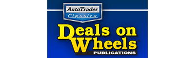 Deals on Wheels Publications Logo